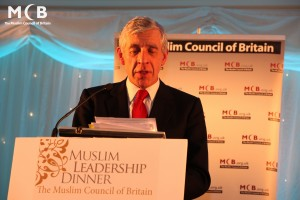 2010 - Rt. Hon Jack Straw MP Lord Chancellor