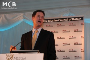 2010 - Rt. Hon Nick Clegg MP