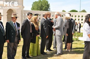 2010 - War Cemetery Commemoration